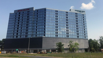 Project Spotlight: New Hilton Hotels in Teaneck, NJ